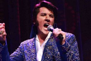 Elvis The King In Concert Qpac