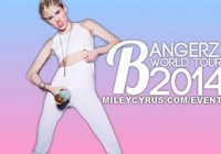 Miley Cyrus Bangerz Tour V1