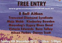 The Grass Roots Music Festival