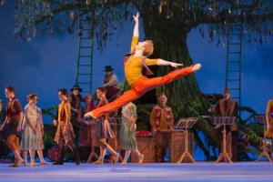 The Royal Ballet The Winters Tale